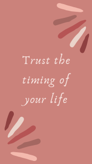 Gold Illustration Playful Love Quote Phone Wallpaper (1)